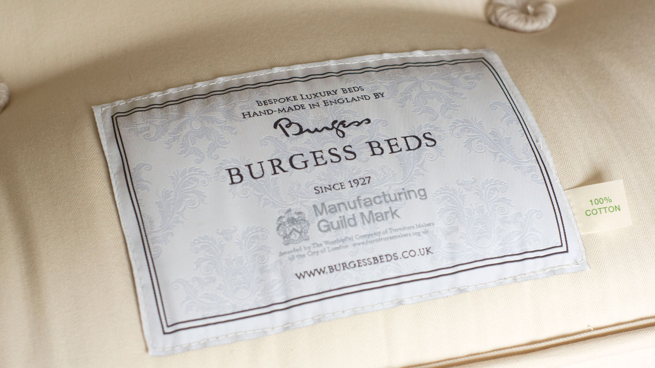 Boadicea Mattress - Makers Label