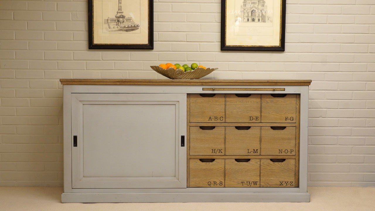 Brittany Sideboard - Front View 1