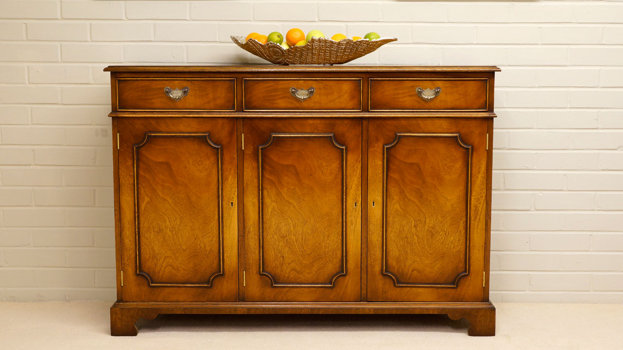 Iain James Sideboard - Front View