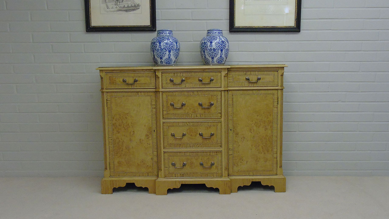 Iain James Small Sideboard - Front View