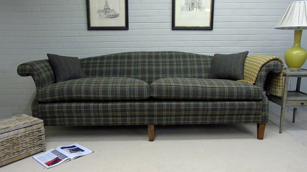 Alicia Sofa - Front View