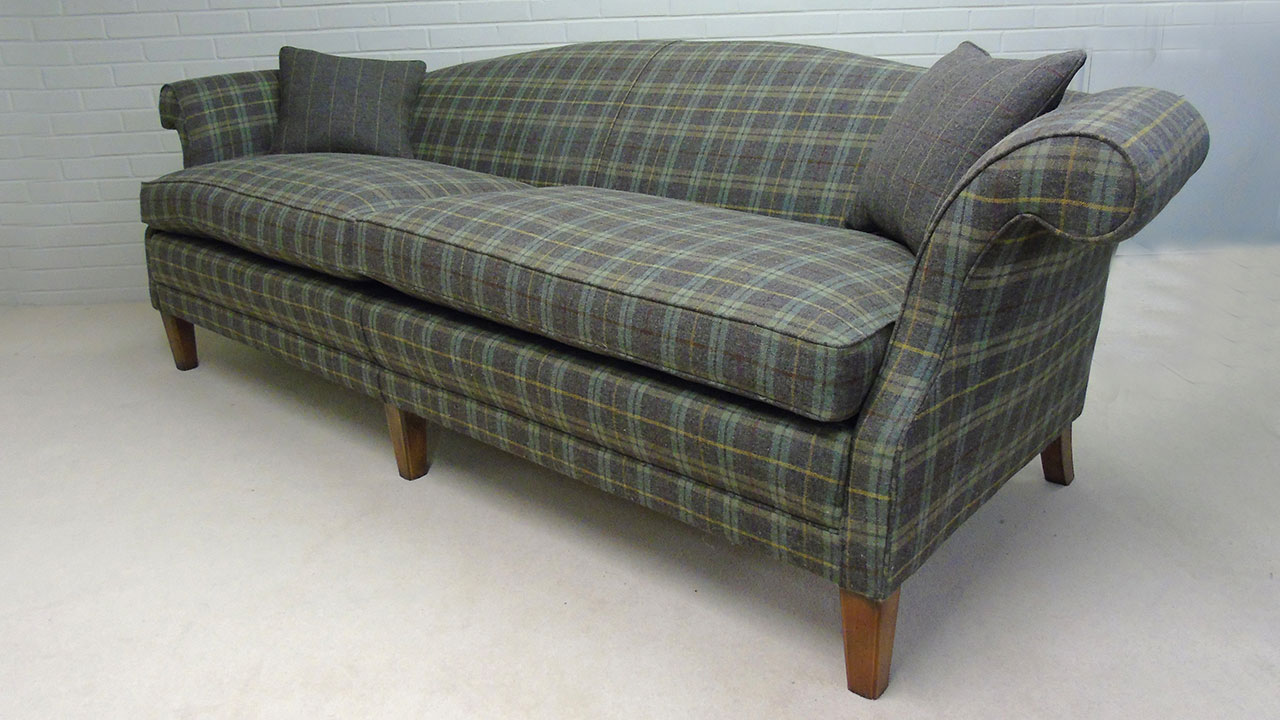 Alicia Sofa - Angled View