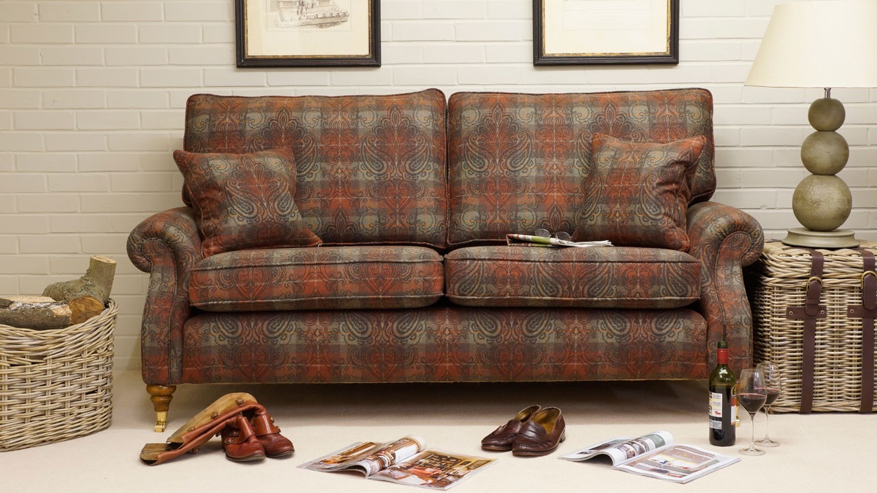 Alnwick Sofa - Front View