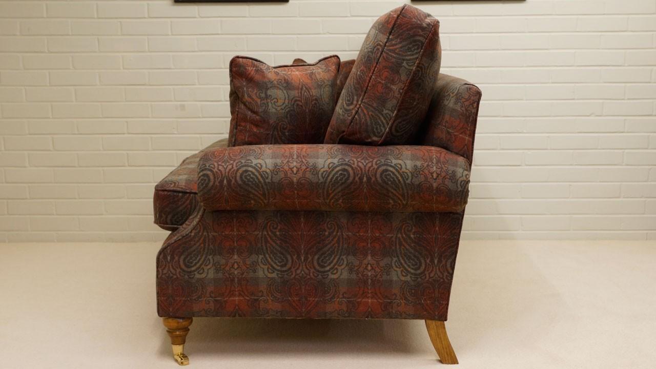 Alnwick Sofa - Side View