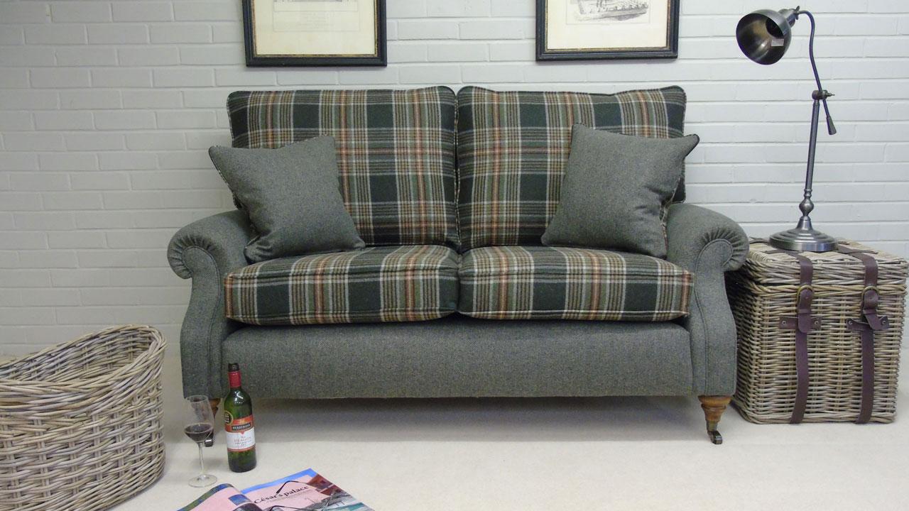 Alnwick Sofa - Front View - Alternative 1