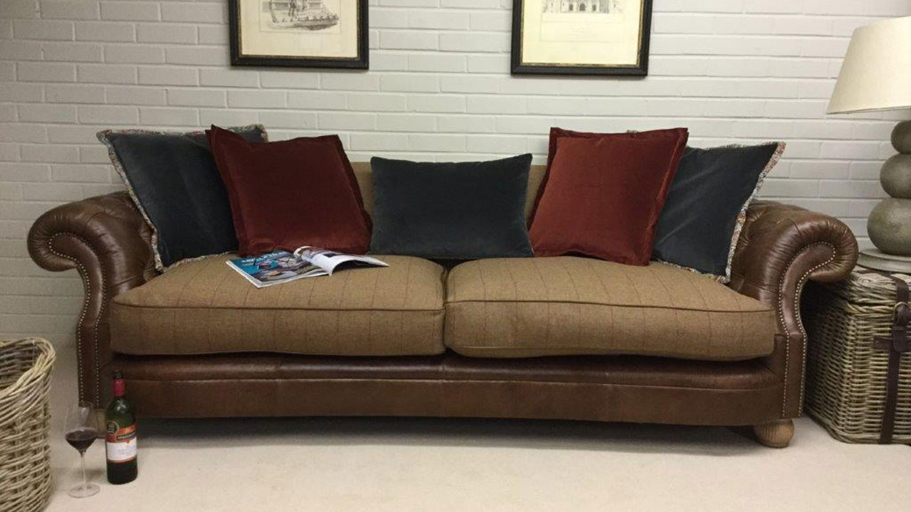 Beaumont Sofa - Front View