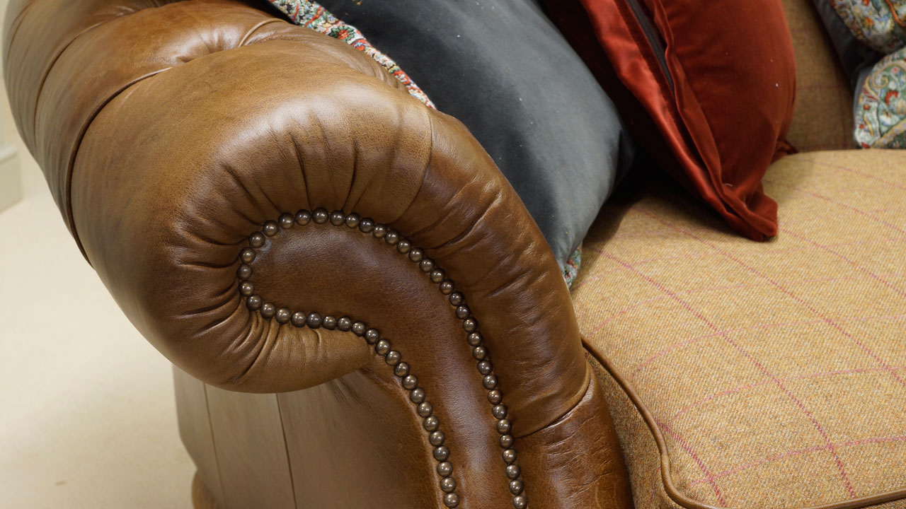 Beaumont Sofa - Detail Image