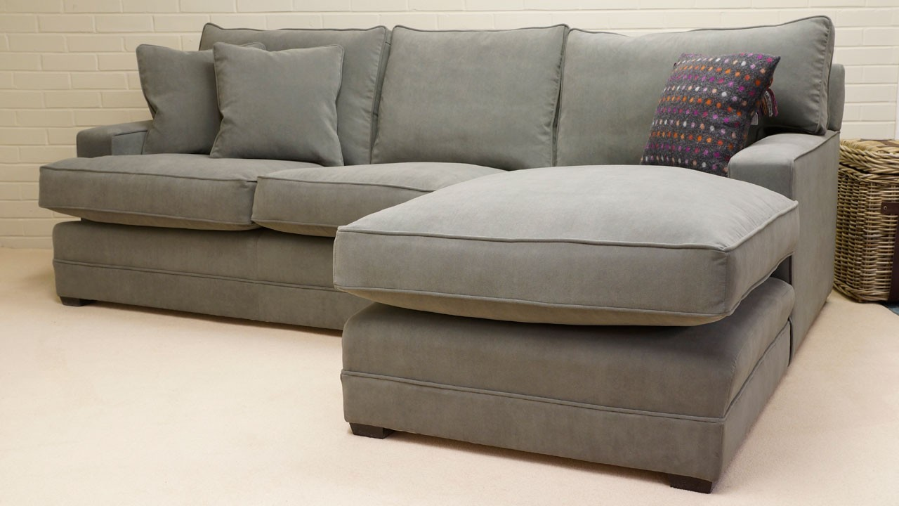 Bourne Sofa - Angled View - Colour 1