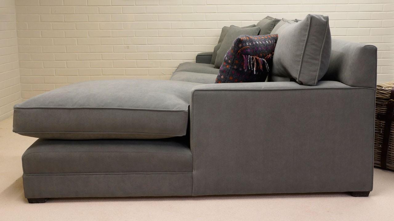 Bourne Sofa - Side View - Colour 1