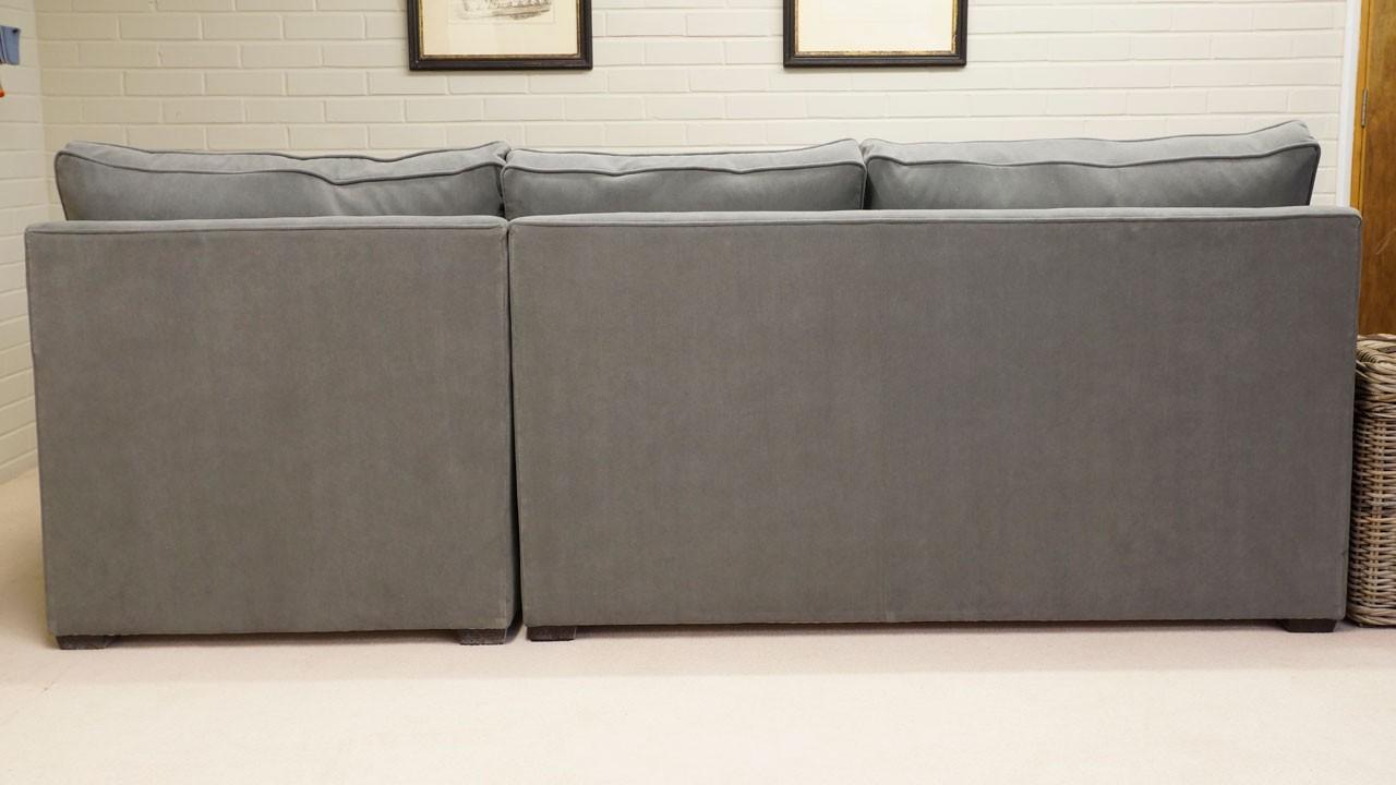 Bourne Sofa - Back View - Colour 1