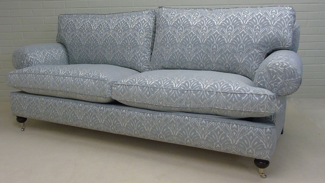 Duresta Burford Sofa - Angled View