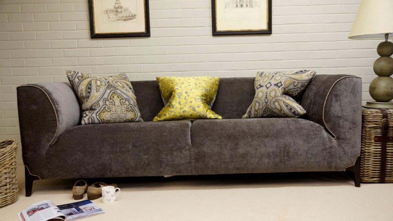 Burov Montaigne Sofa - Front View