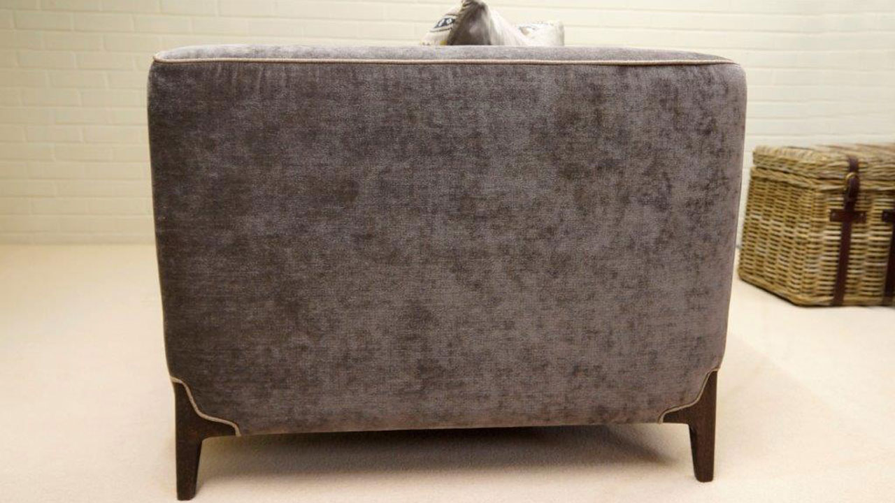 Burov Montaigne Sofa - Side View