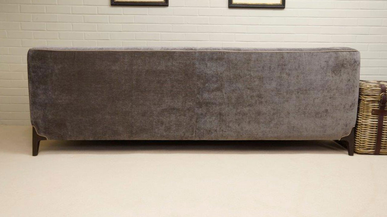Burov Montaigne Sofa - Back View