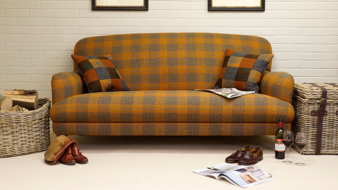 Bute Sofa - Front View