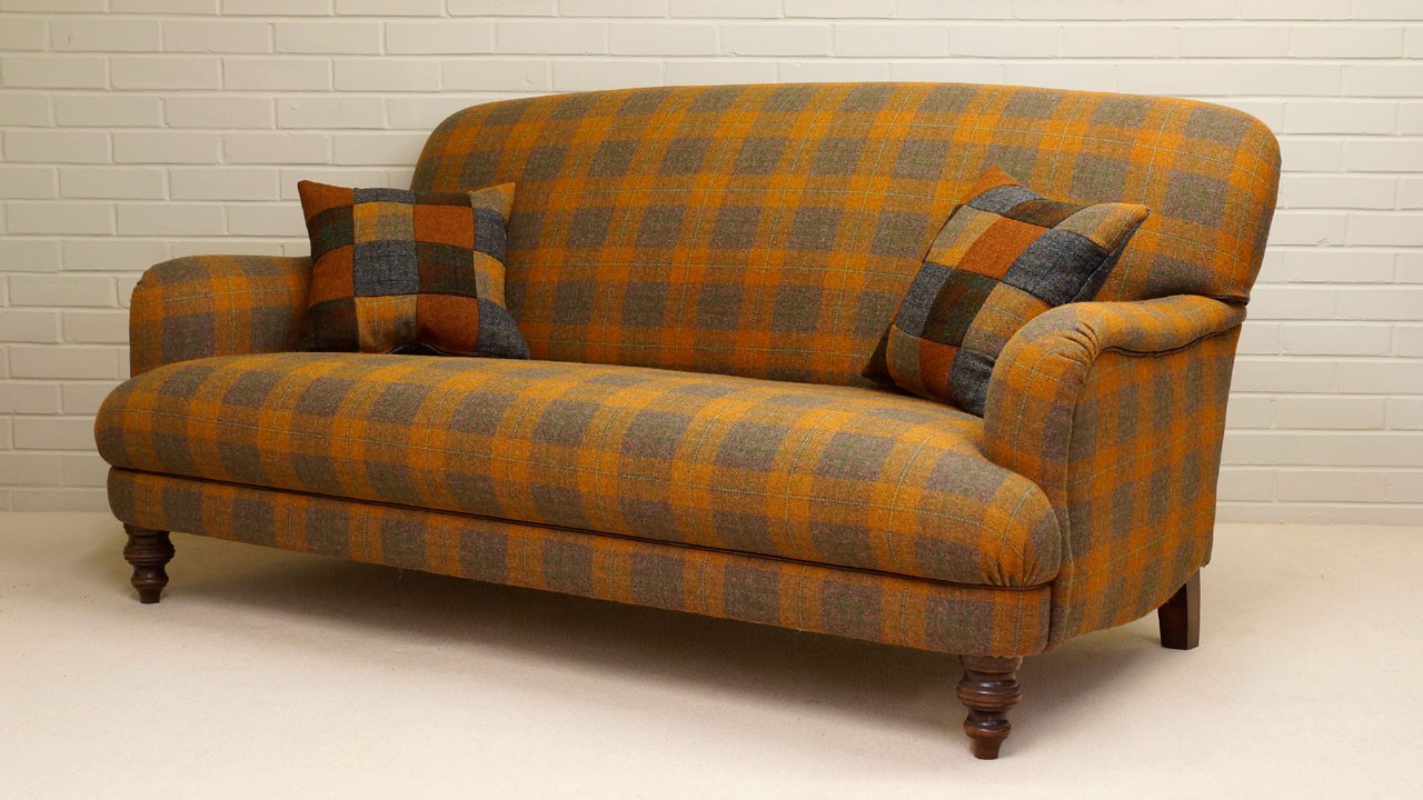 Bute Sofa - Angled View