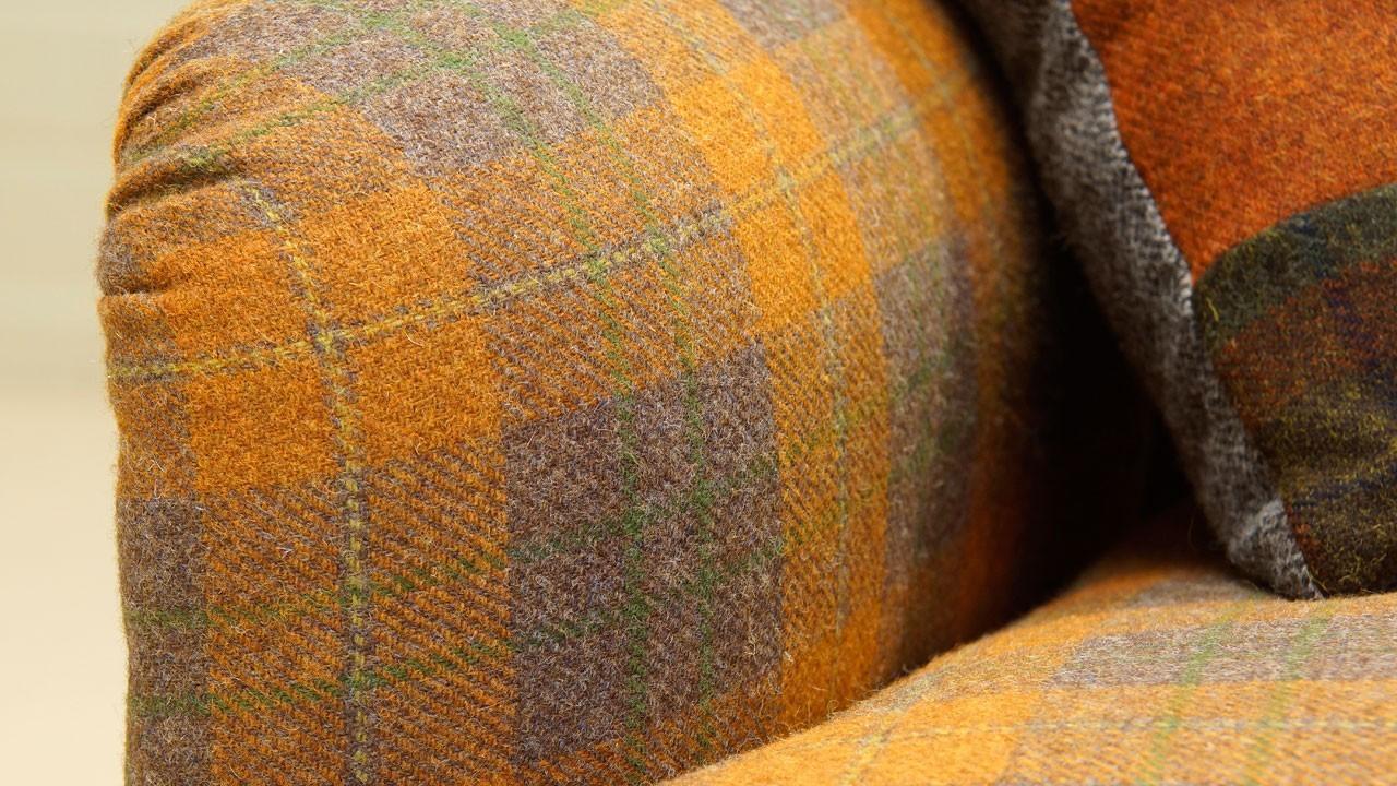 Bute Sofa - Detail View