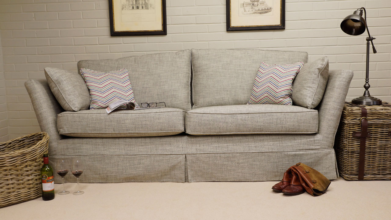 Caistor Sofa - Front View