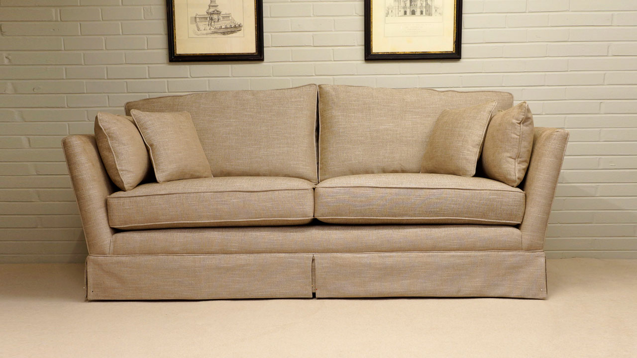 Caistor Sofa - Front View - Alternative