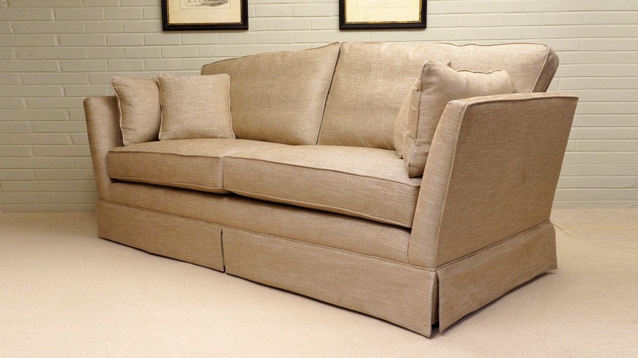 Caistor Sofa - Angled View - Alternative