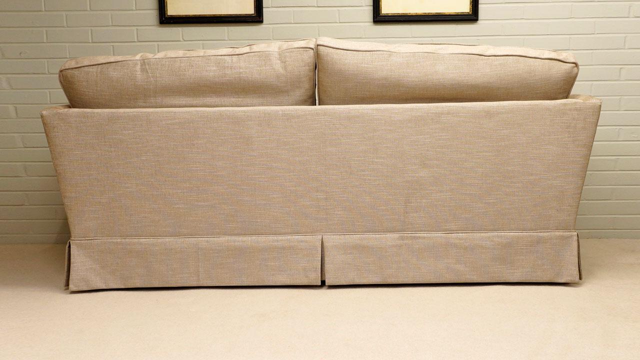 Caistor Sofa - Back View - Alternative