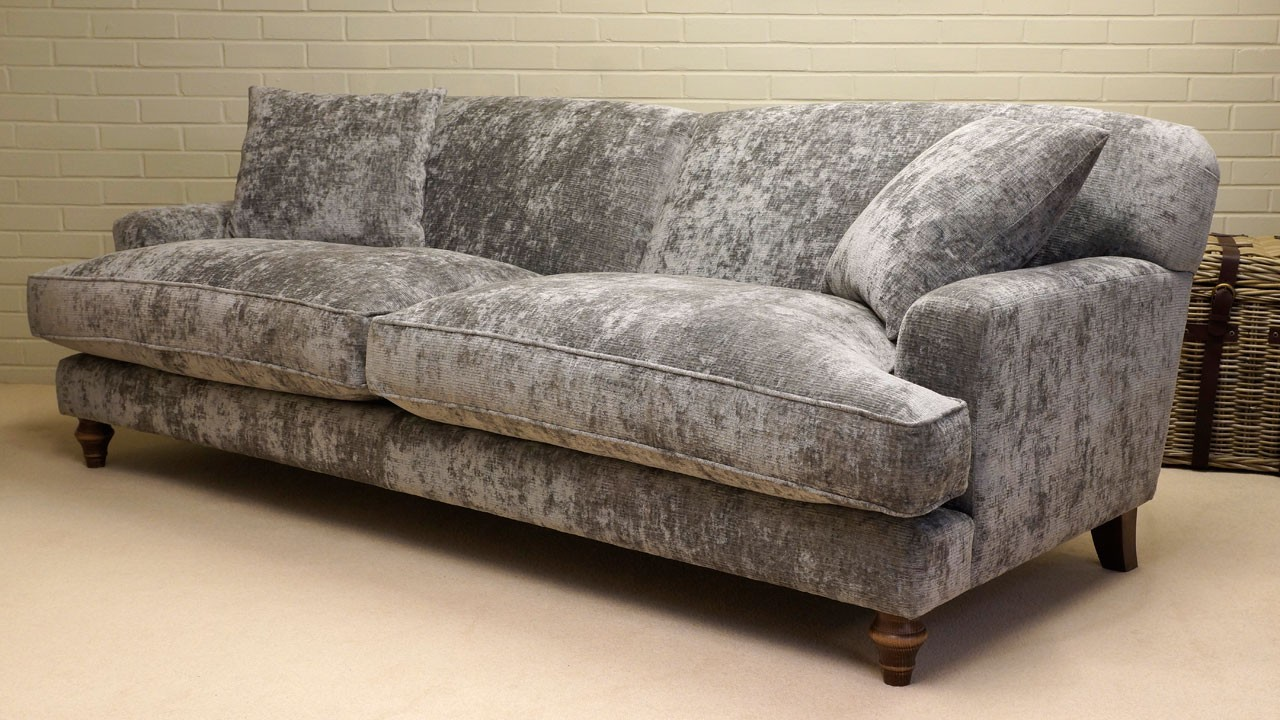 Camberwell Sofa - Angled View