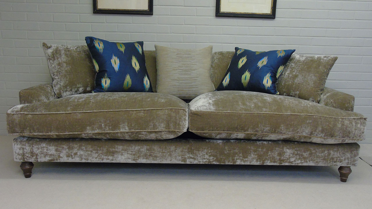 Camberwell Sofa - Front View - Alternative