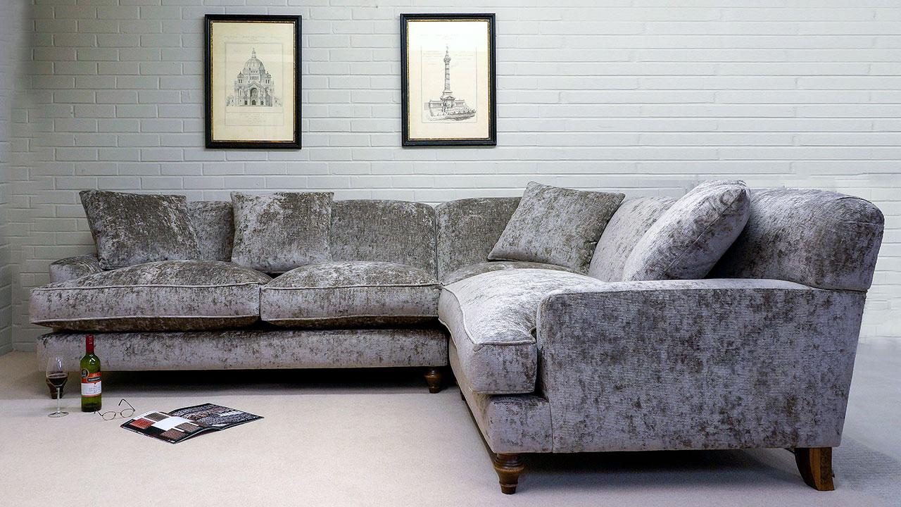 Camberwell Sofa - Corner Sofa - Front View