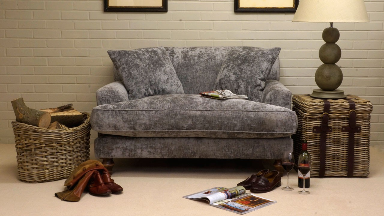 Camberwell Sofa - Snuggler - Front View