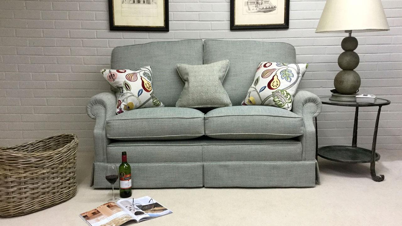 Carlisle Sofa - Front View