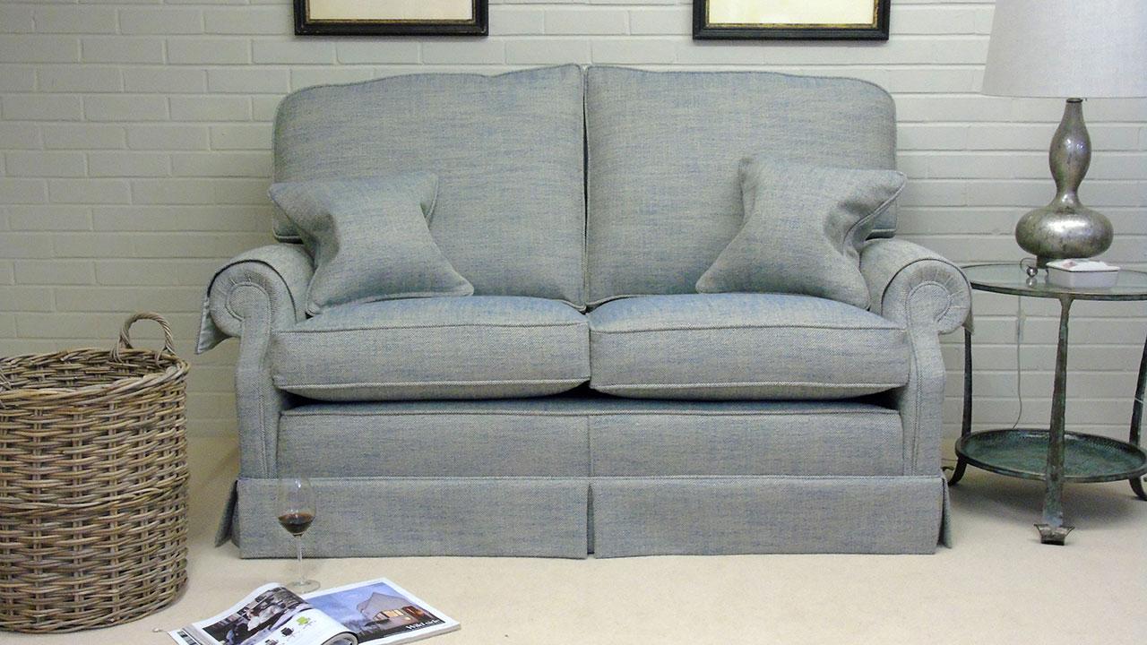 Carlisle Sofa - 2.5 Seat - Front View