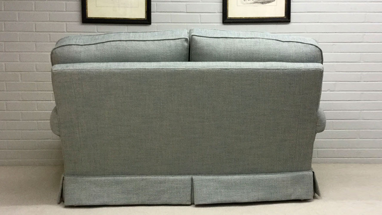 Carlisle Sofa - Back View