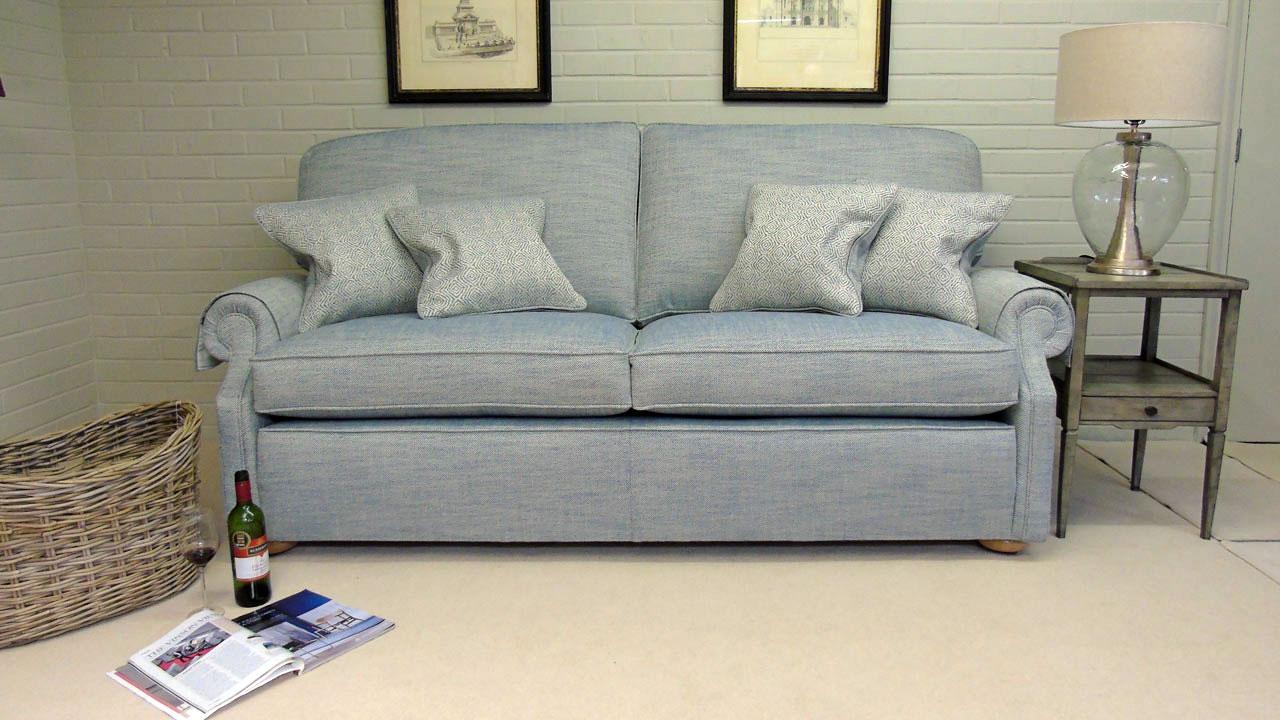 Carlisle Sofa - No Valance - Front View