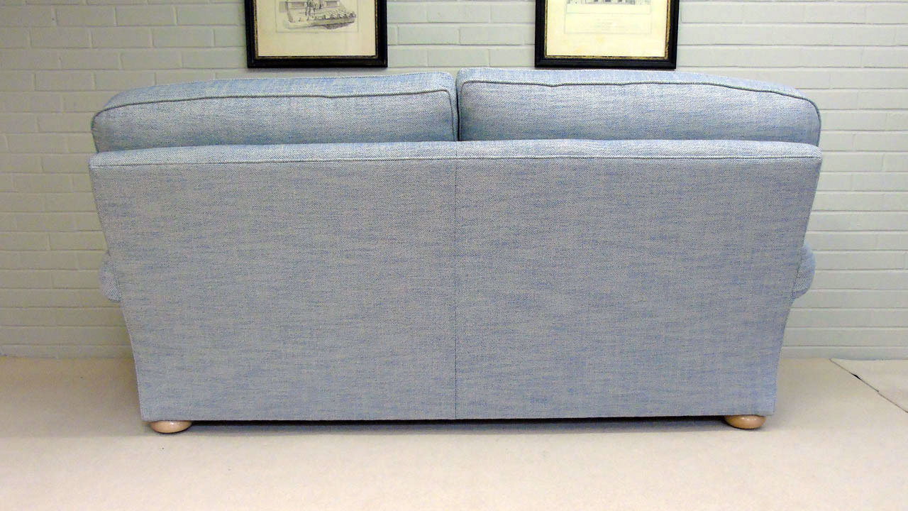 Carlisle Sofa - No Valance - Back View
