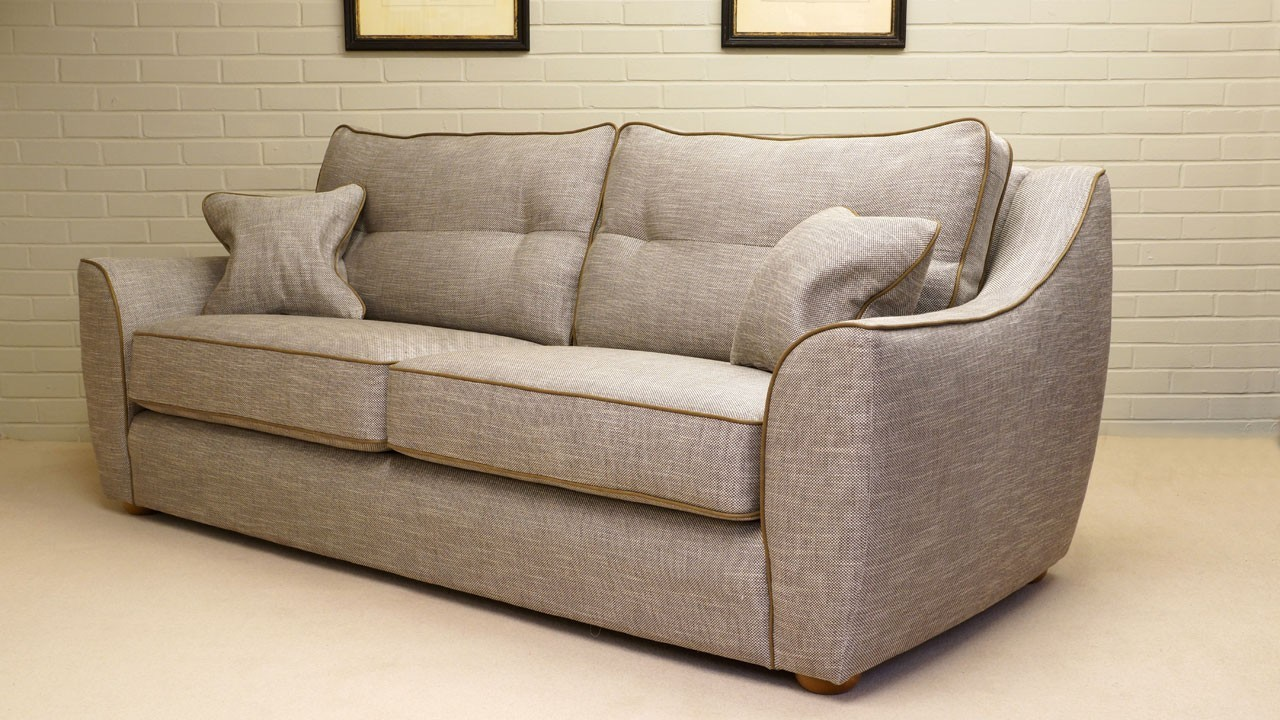 Connie Sofa - Angled View