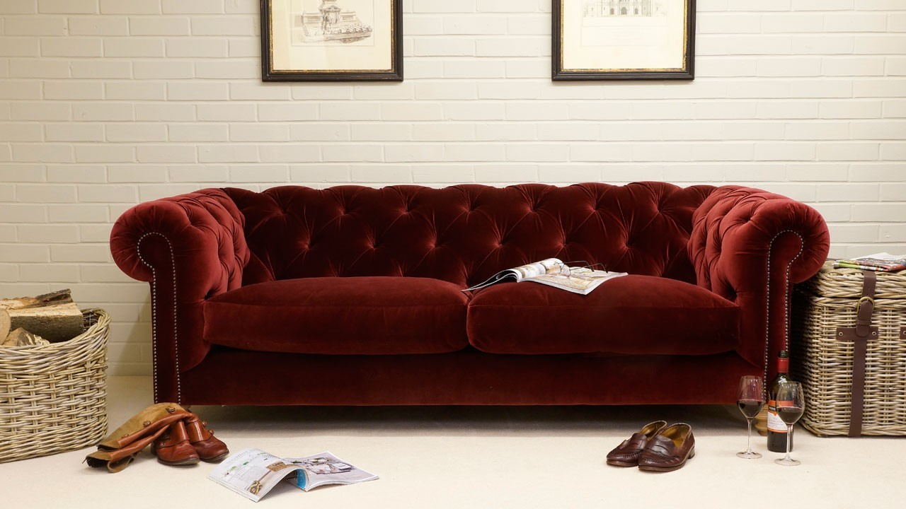 Cotswold Sofa - Front View