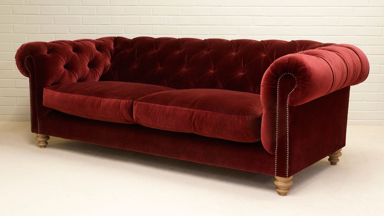 Cotswold Sofa - Angled View