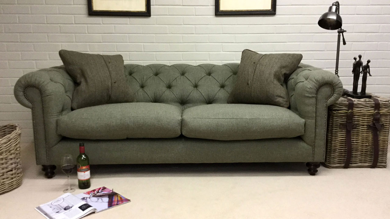 Cotswold Sofa - Front View - Alternative