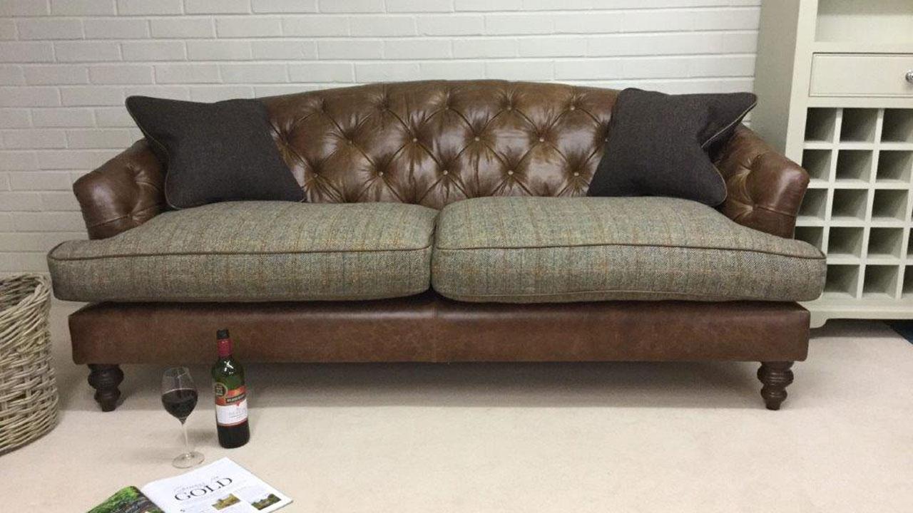Dalmahoy Sofa - Front View