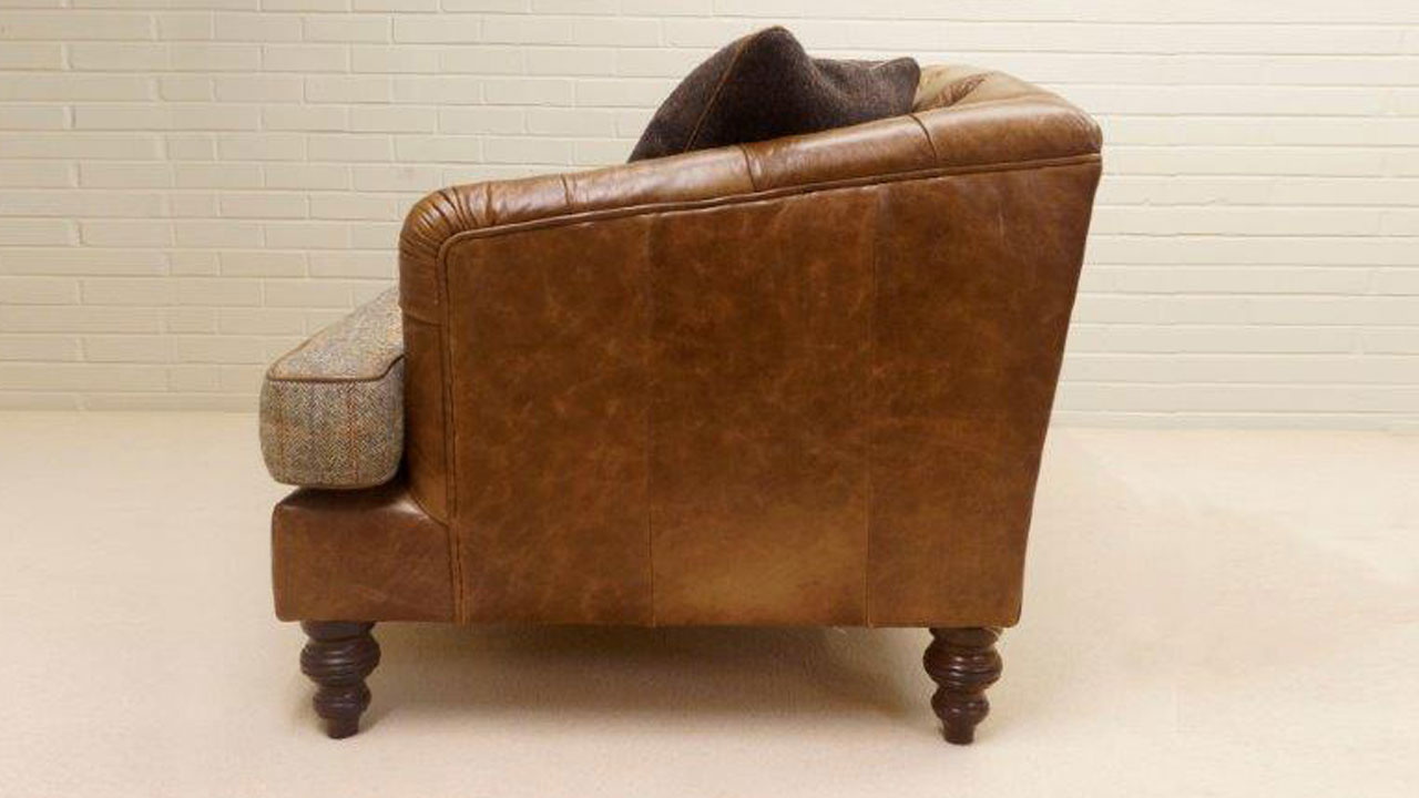 Dalmahoy Sofa - Side View