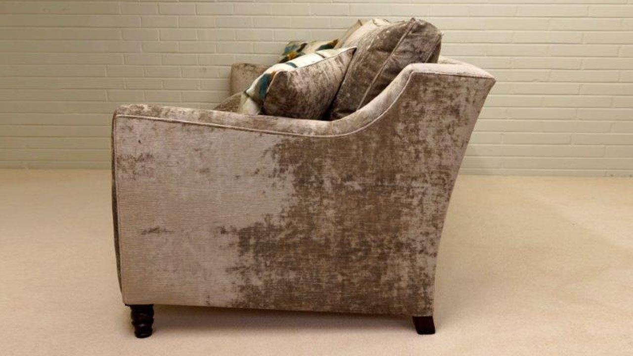 Duresta Hoxton Sofa - Side View