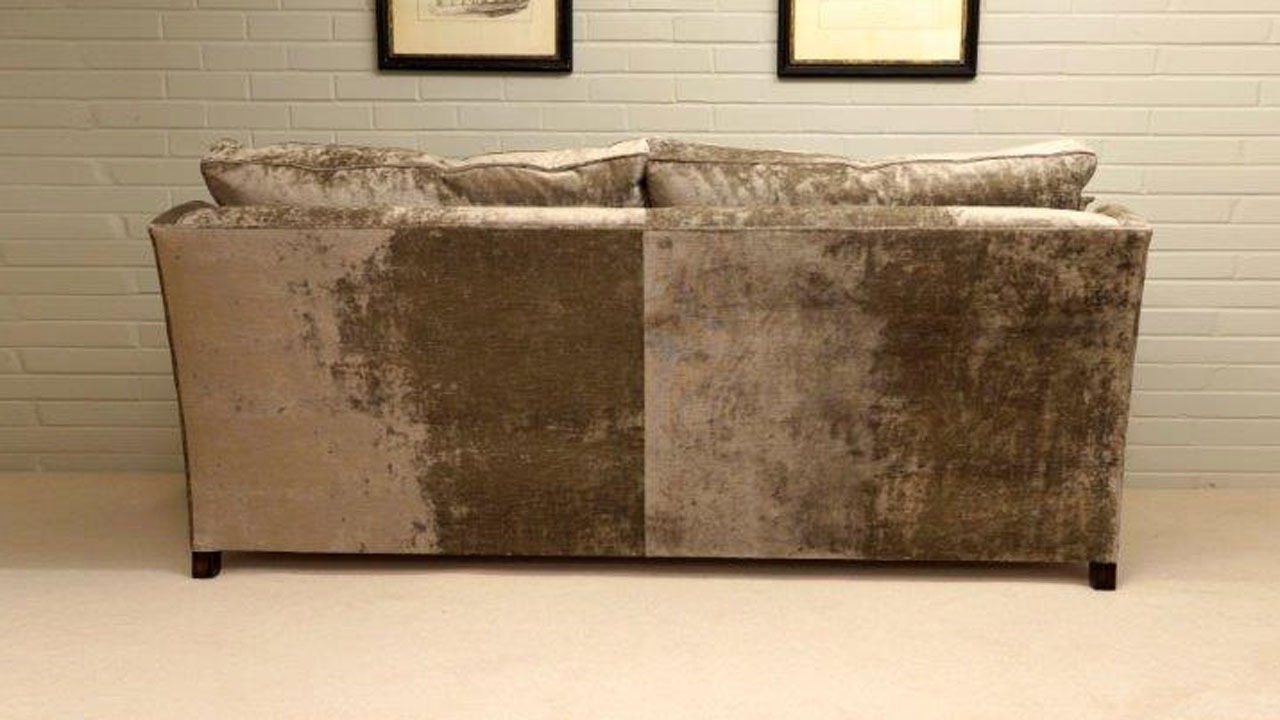 Duresta Hoxton Sofa - Back View