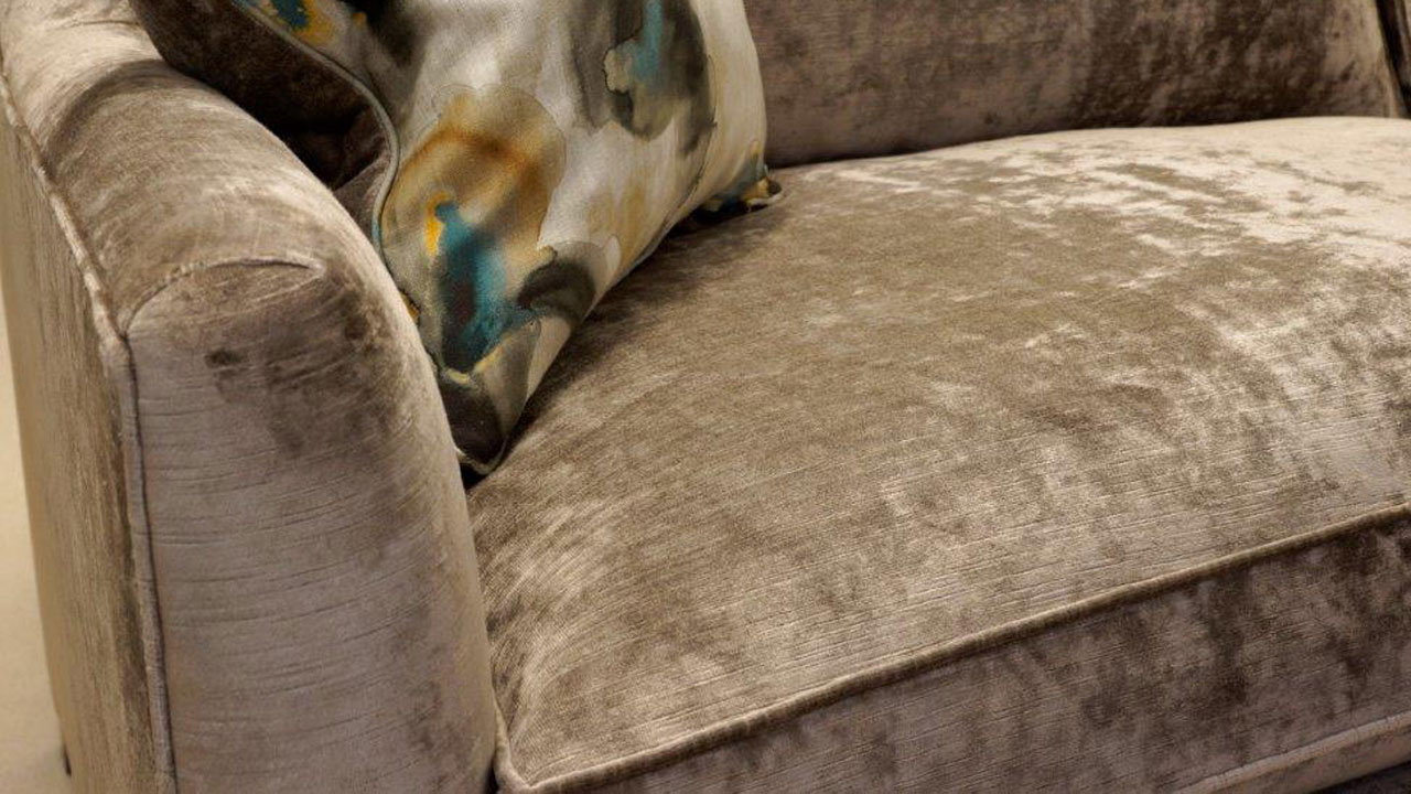 Duresta Hoxton Sofa - Detail View