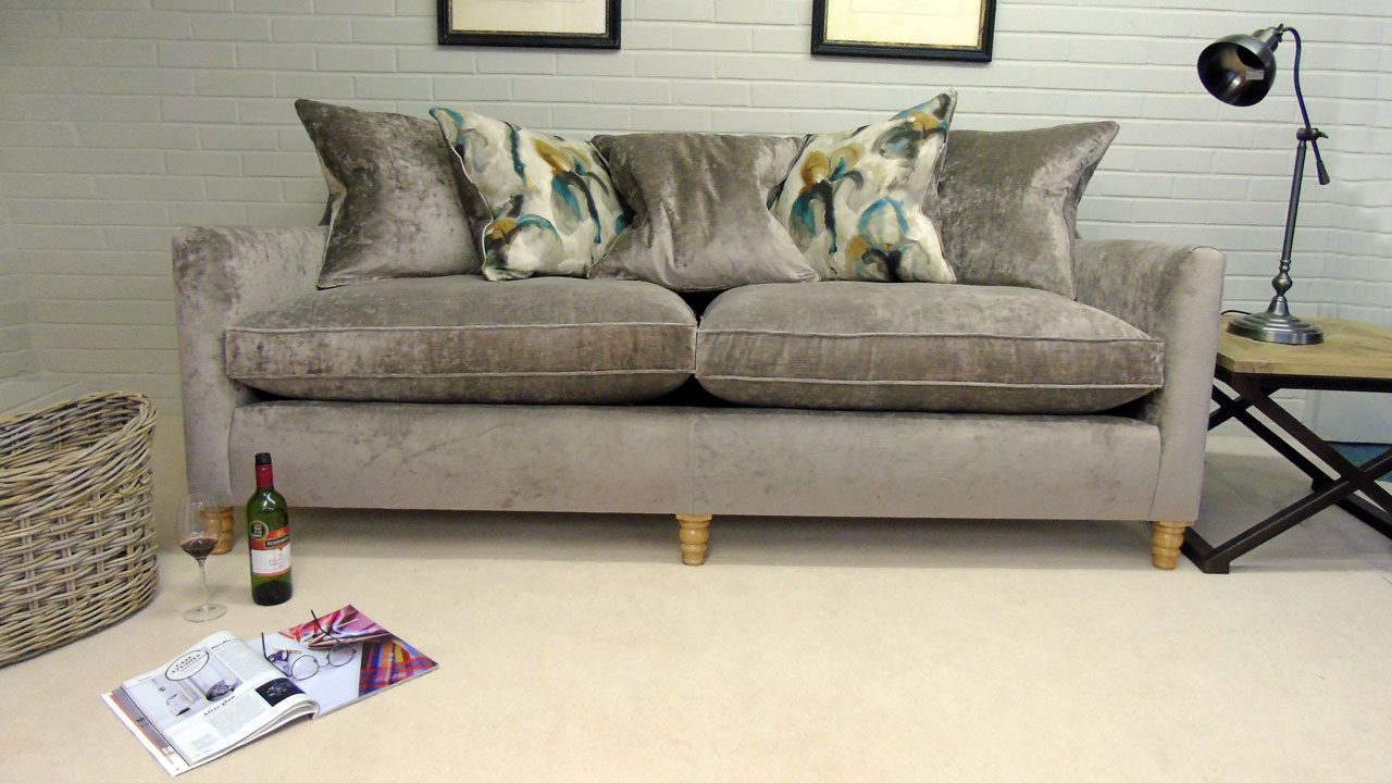 Duresta Hoxton Sofa - Alternative - Pillow Back