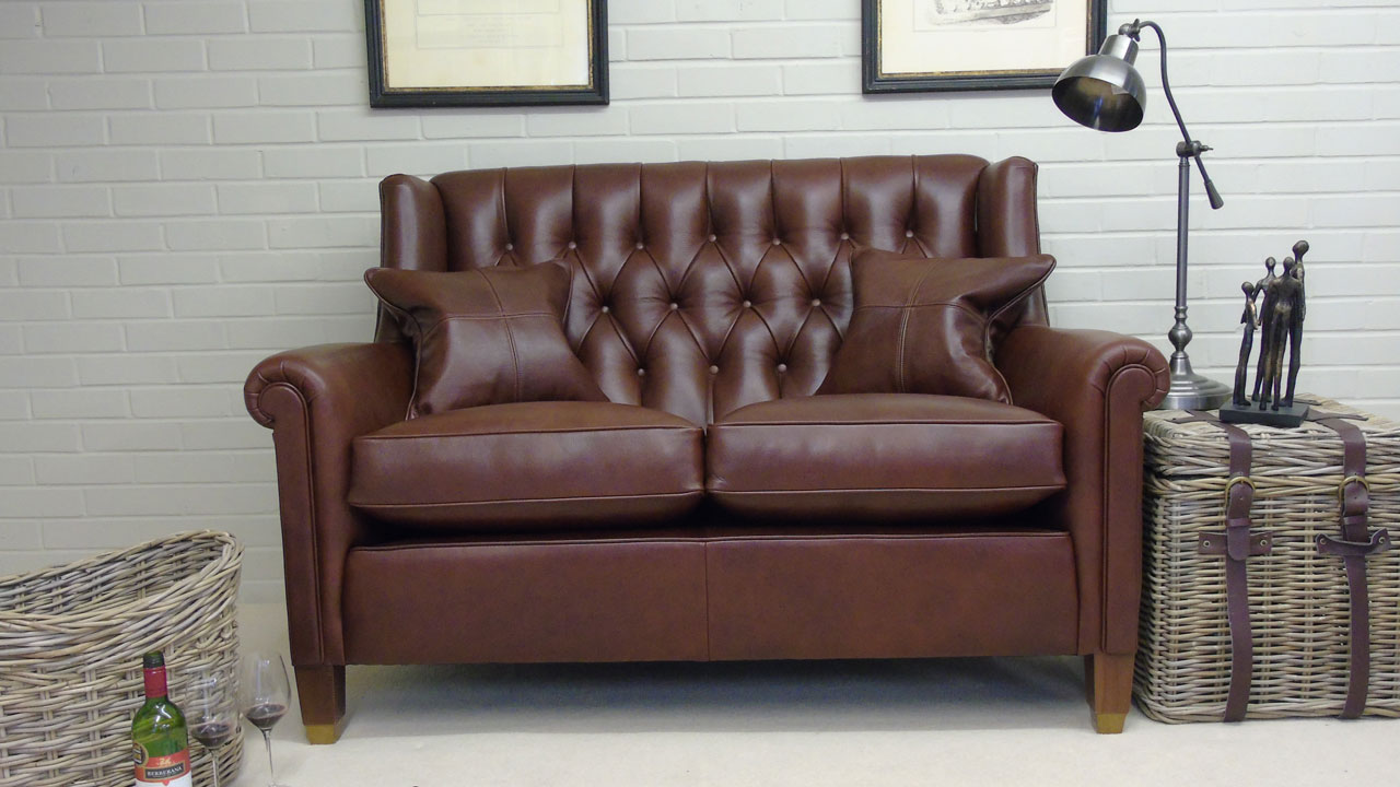 Duresta Sunday Sofa - Front View