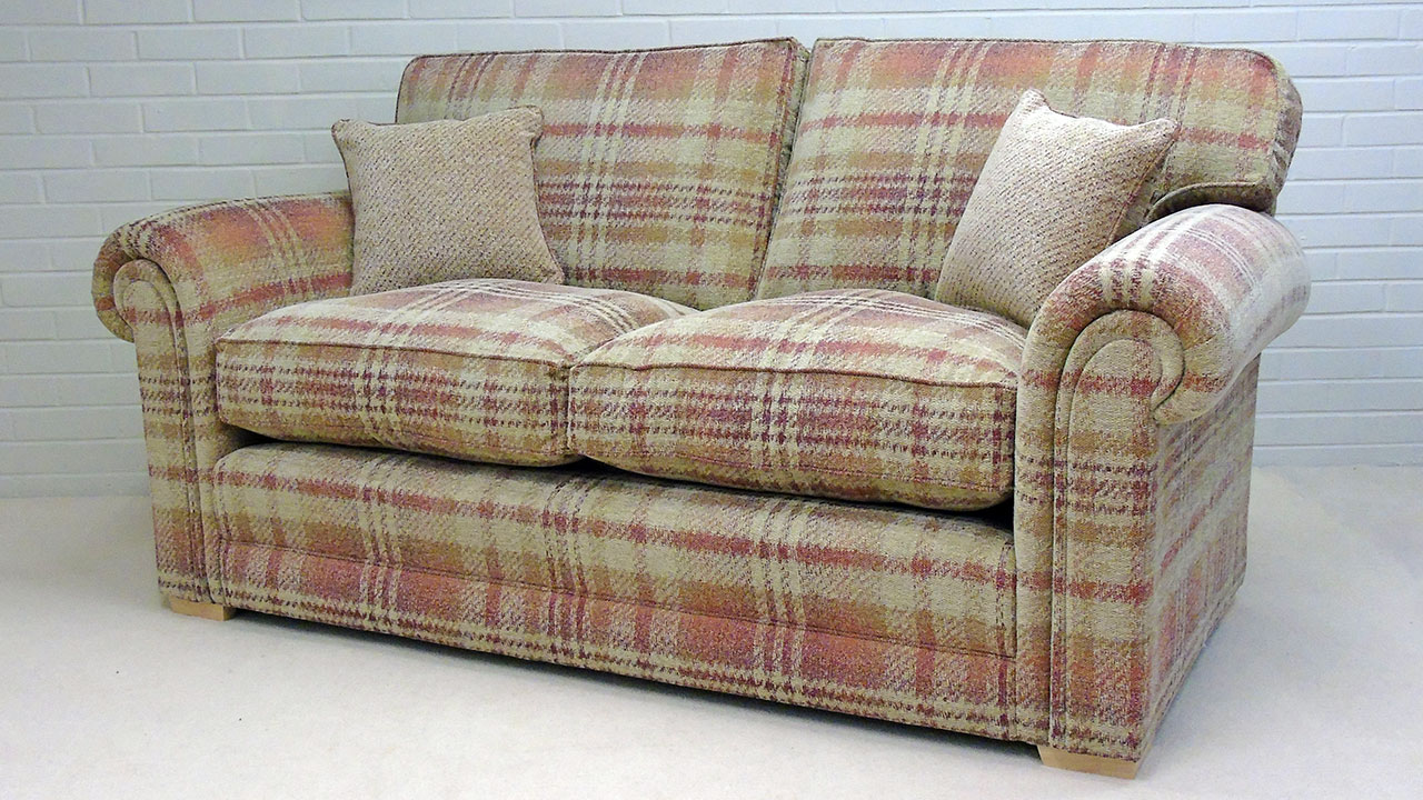 Ella Sofa - Angled View