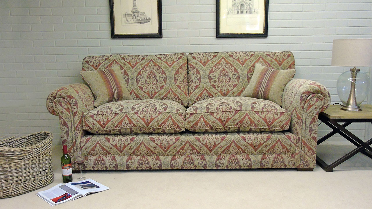 Ella Sofa - Front View - Alternative