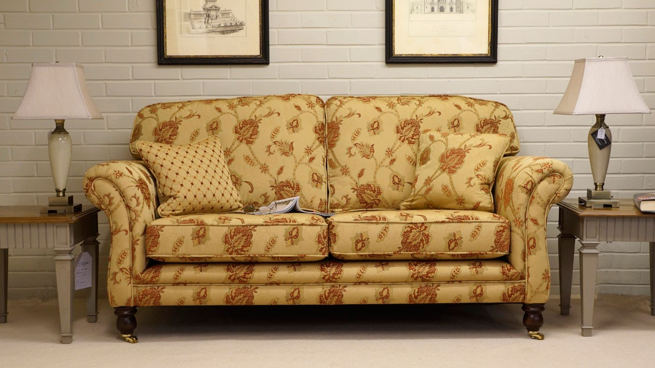 Eton Sofa - Front View - Colour 1