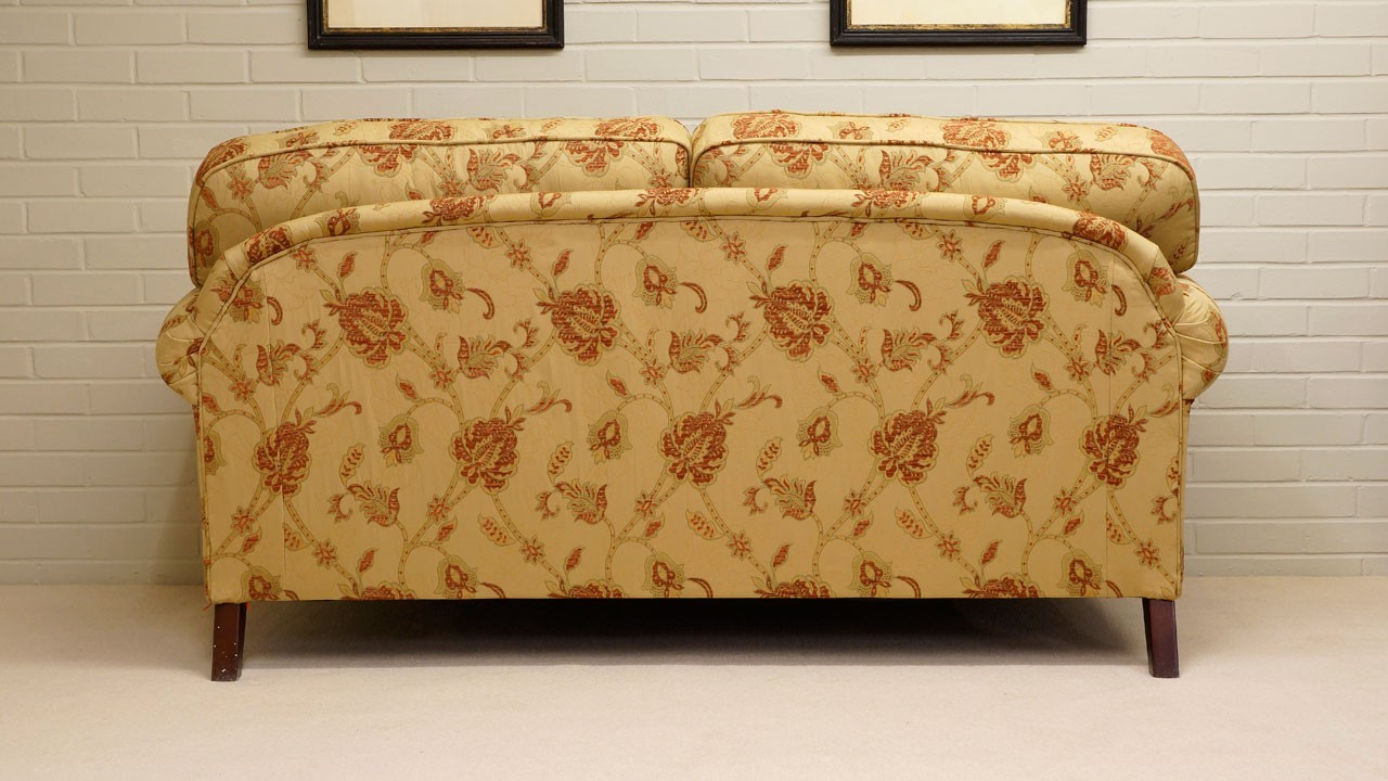 Eton Sofa - Back View - Colour 1