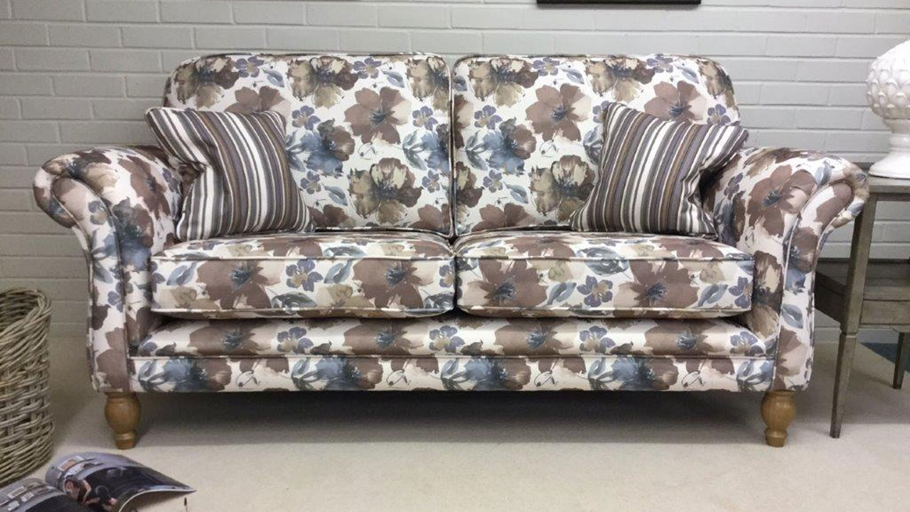 Eton Sofa - Front View - Colour 2
